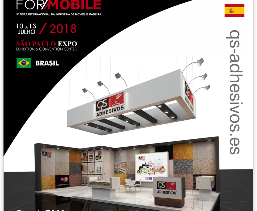QS participates in the sectorial fair of the wood and furniture industry